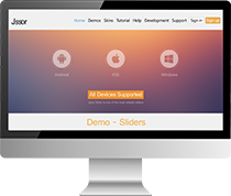 Responsive Touch Slider/Slideshow/Gallery/Carousel/Banner html5 ad